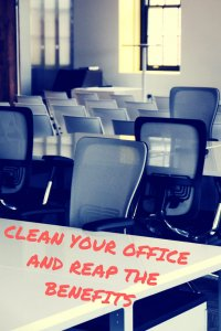 office and business cleaning service