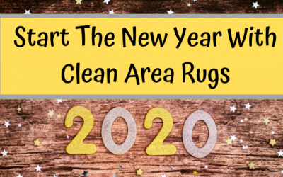 Start The New Year With Clean Area Rugs