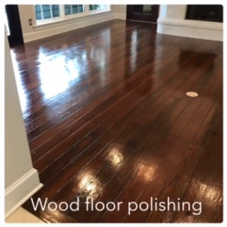 before and after wood floor cleaning lafayette la